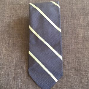 Brooks brother striped and polka dot tie